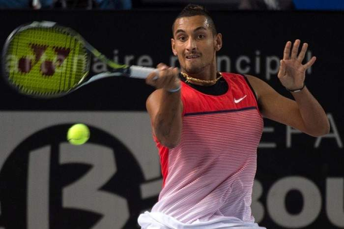 Tennis : Kyrgios gets winning start in Montreal, Pouille ousted