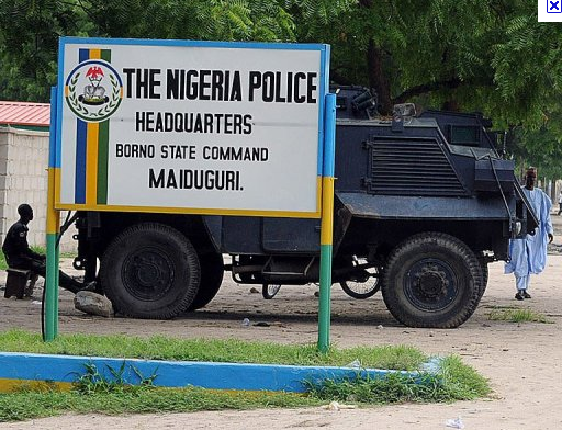 Police deploy bomb detection equipment  to northeast