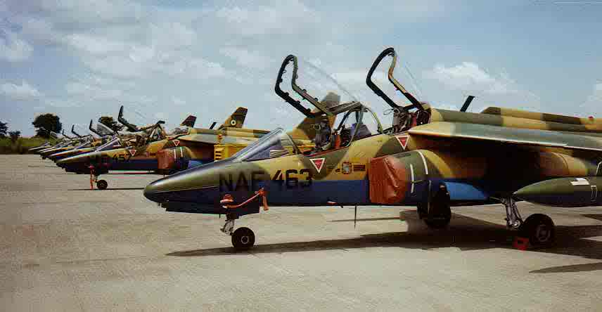 Air Force neutralises Boko Haram terrorists near Sambisa Forest