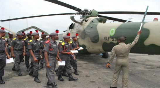 Air safety : Air Force trains officers in technical safety