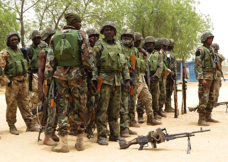 Army raids U.N. Maiduguri office in search of Boko Haram insurgents