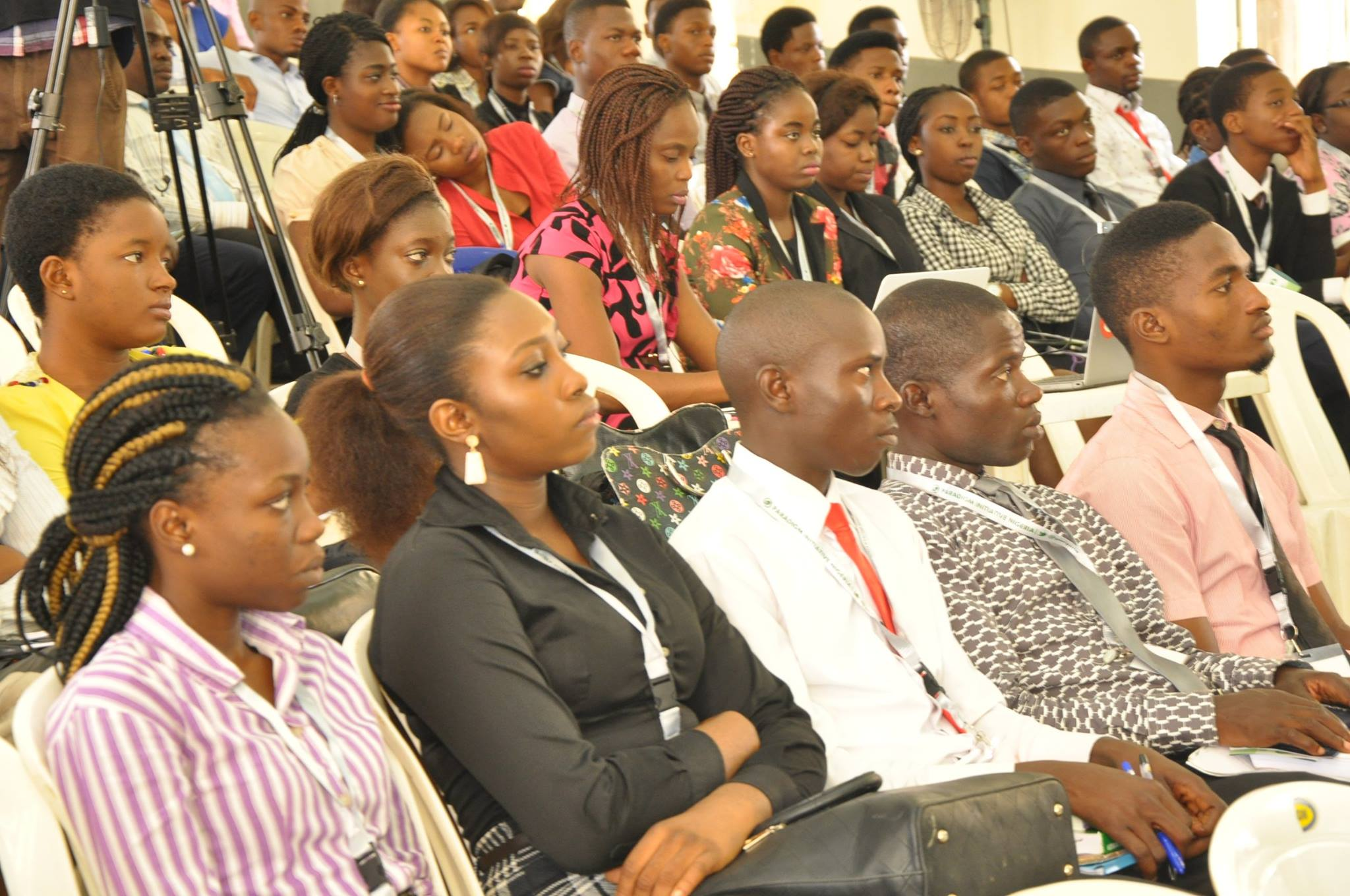 Group urges youths to invest in Entrepreneurship