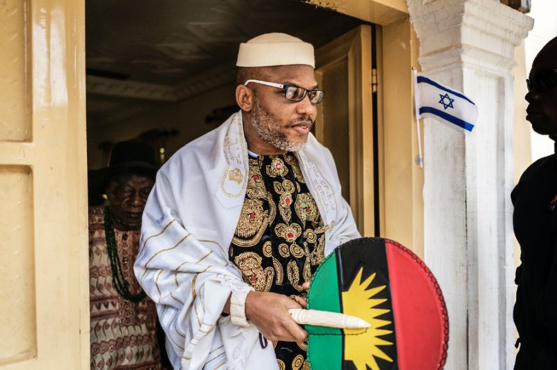Southeast governors meet with IPOB leader, Nnamdi Kanu