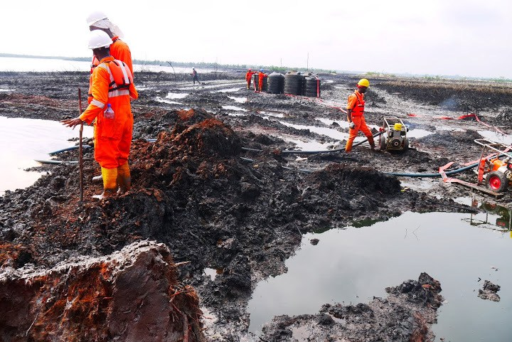 UNEP report : Group rejects resumption of exploration in Ogoniland