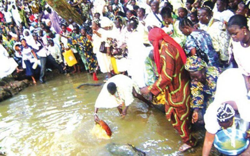 Osun festival : Traditional ruler calls for collaboration