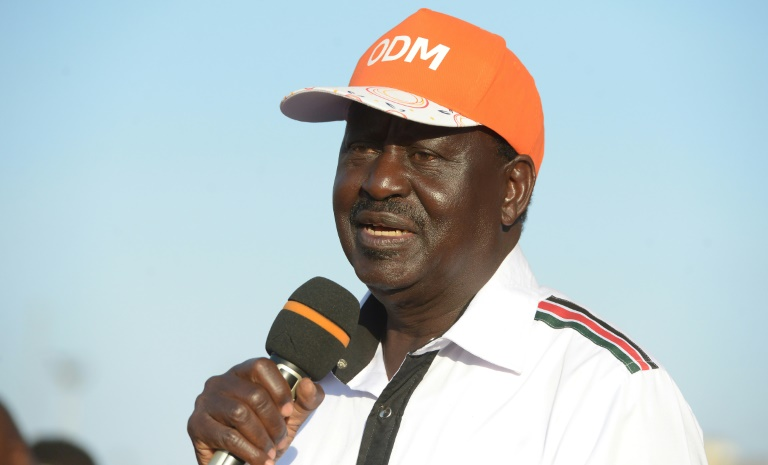 "Kenya: Odinga puts off announcement on ""next plan of action"""