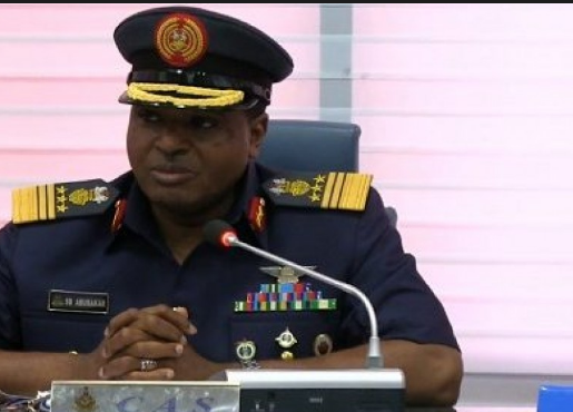Nigerian Air Force trains officers in technical Safety