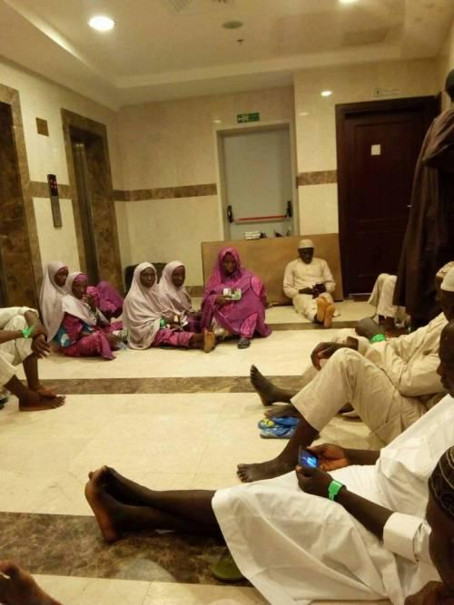Nigerian pilgrims fall sick in Saudi Arabia