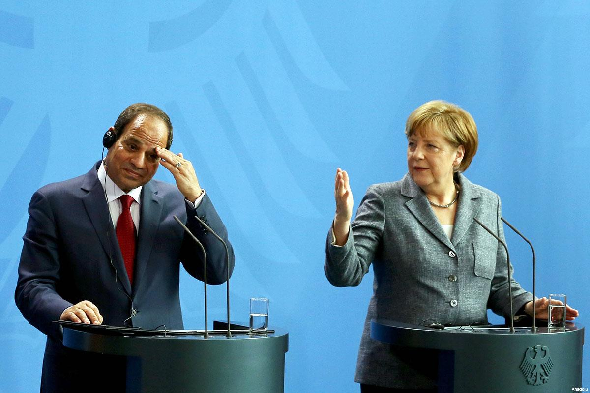 Germany and Egypt agree deal to stem migrant flow