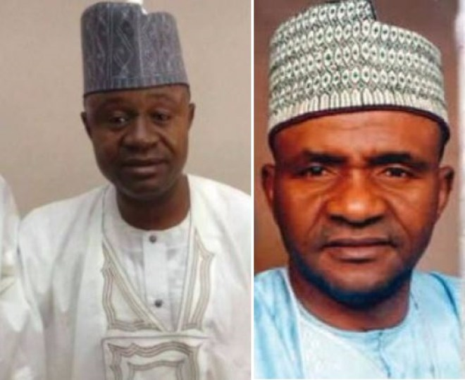 Late Danbaba Suntai' younger brother dies