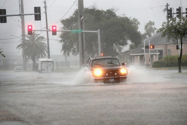 Texas governor warns of severe flooding in coming days