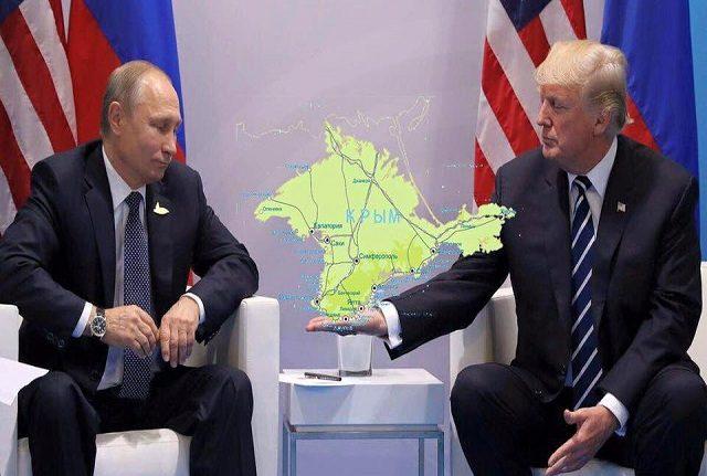 Trump signs Russia Sanctions Bill into Law amid Putin Retaliation