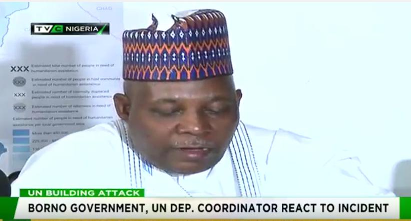 Borno govt, UN deputy coordinator react to raid on UN building
