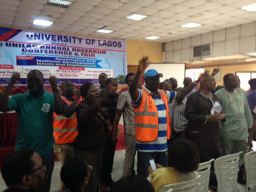 UNILAG ASUU sensitises members on need to join strike