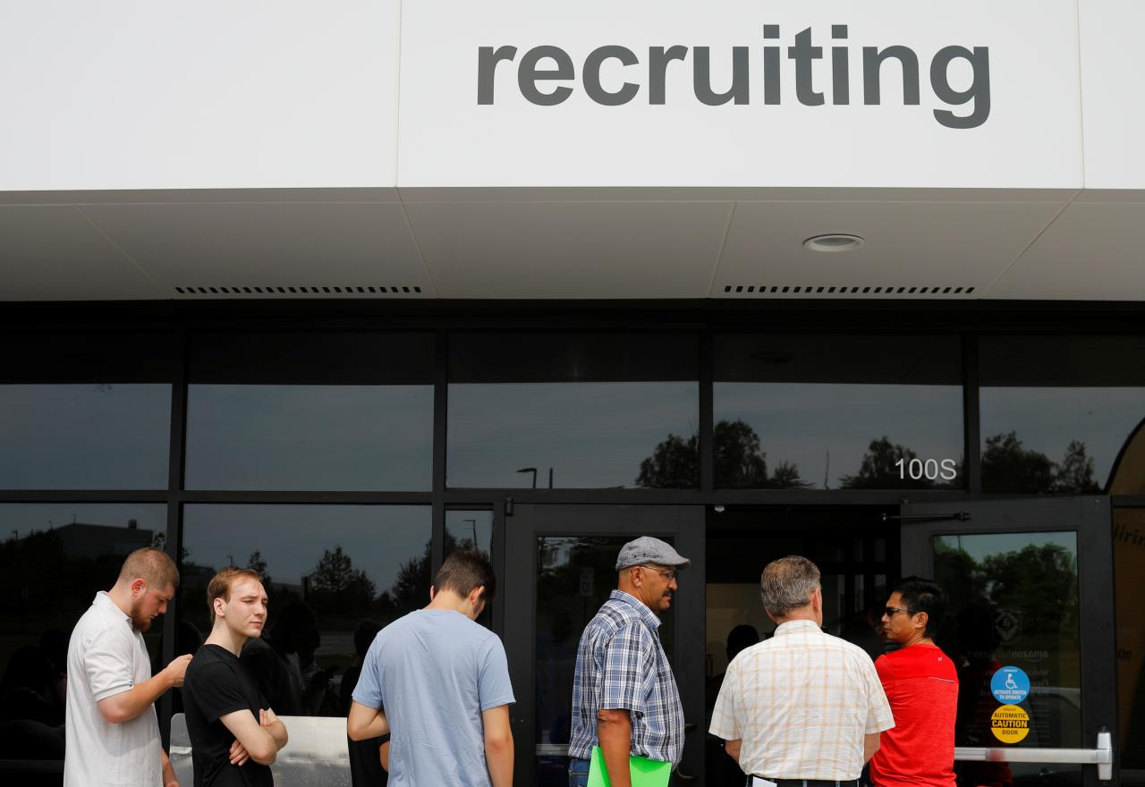 U.S. employers likely boosted hiring in January