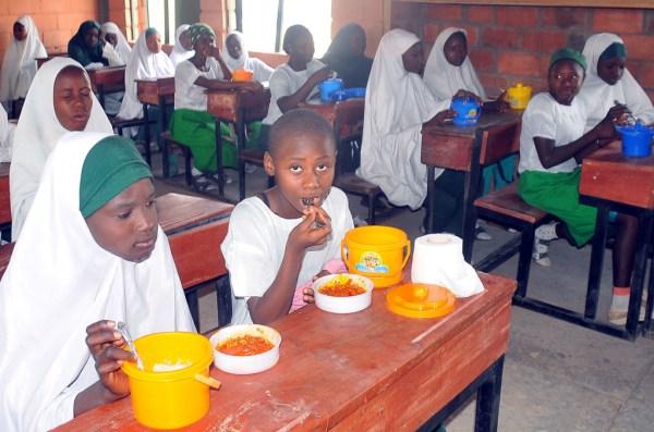 Zamfara to partner organisations on school feeding