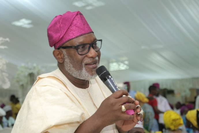 Paris refund : 80% pay is Akeredolu's gift to us, not September salary – Ondo workers