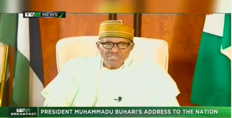 Full Text : President Buhari's address to Nigerians after medical vacation