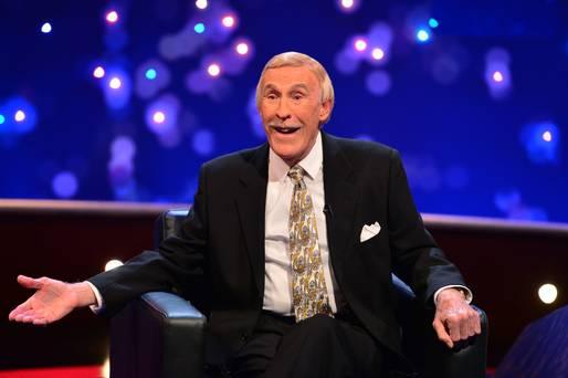Bruce Forsyth: British television entertainer dies aged 89