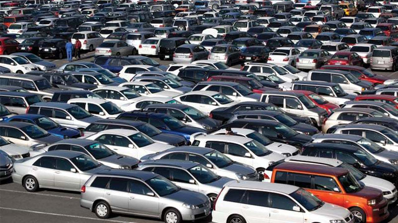 FG loses revenue on vehicle imports despite ban