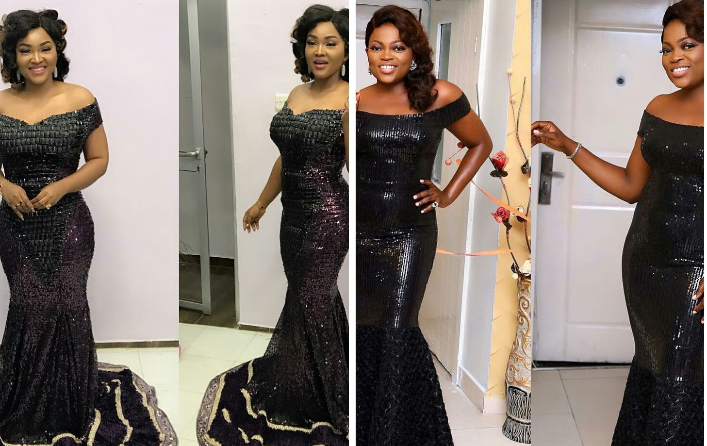 Mercy Aigbe pens emotional birthday message to Funke Akindele-Bello