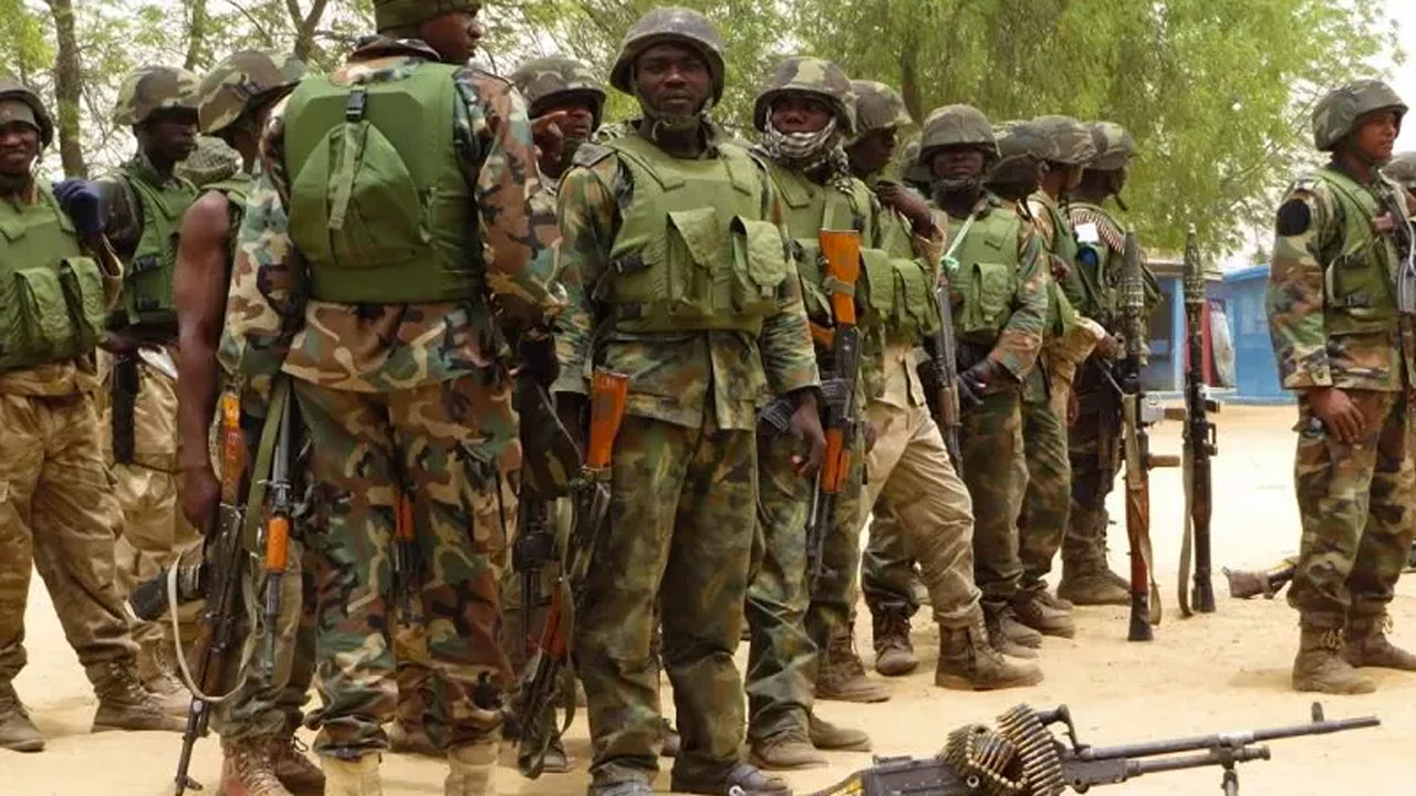 Military decries continuous involvement in police operations