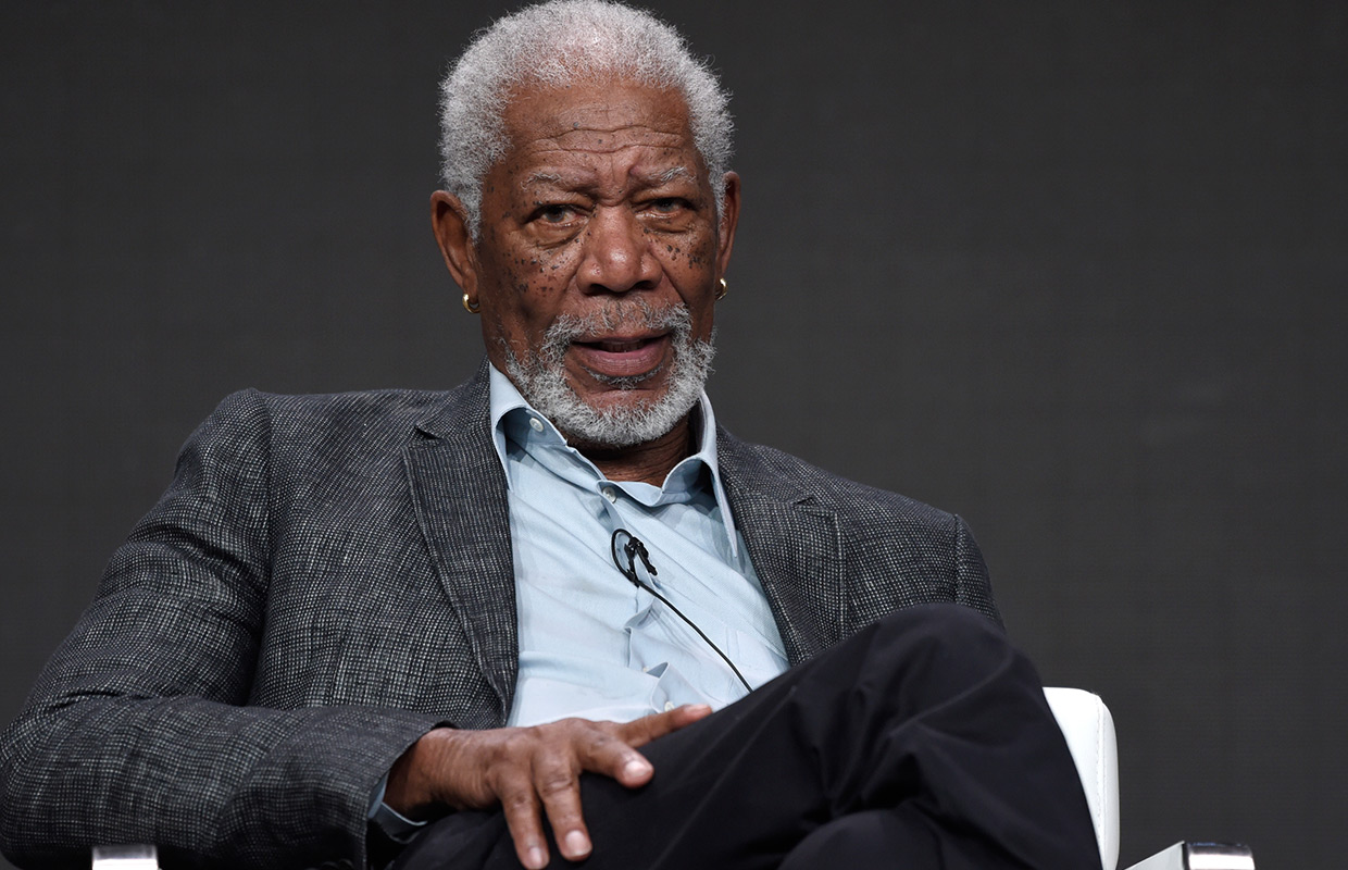 Morgan Freeman to get Screen Actors lifetime award
