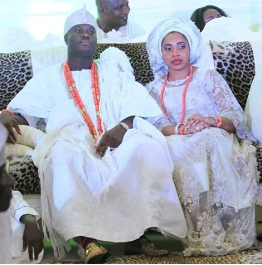 Alleged Crashed Marriage: Ooni of Ife tells his side of the story