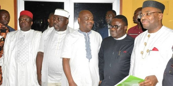 South-south, south-east Governors meet in Rivers