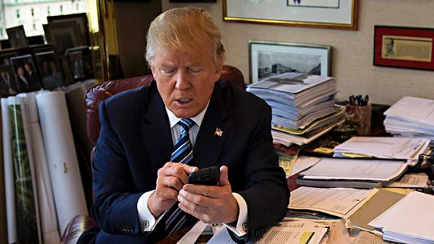 Donald Trump wipes $5.7bn off the value of Amazon with single tweet