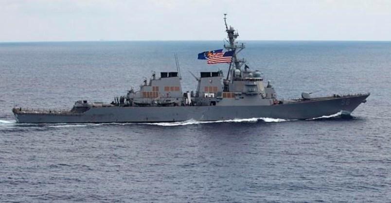 U.S. Navy says USS John S. McCain sailing to port under own power