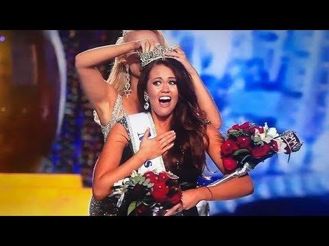 Cara Mund crowned 91st Miss America