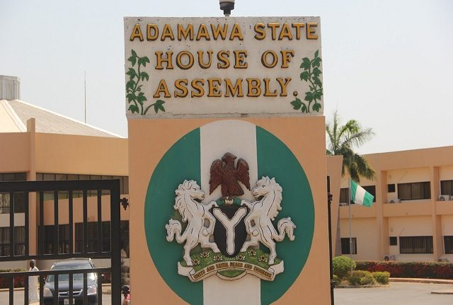 Adamawa lawmakers impeach Deputy Speaker, Majority Leader, others
