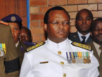 Bilateral ties : South African naval chief visits Nigeria