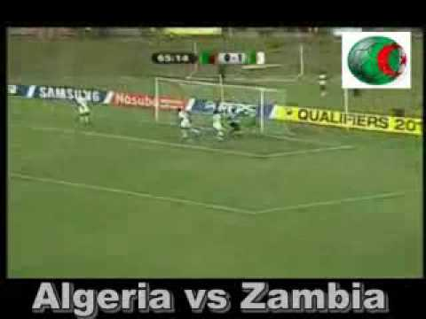 Algeria host Zambia in second group B game