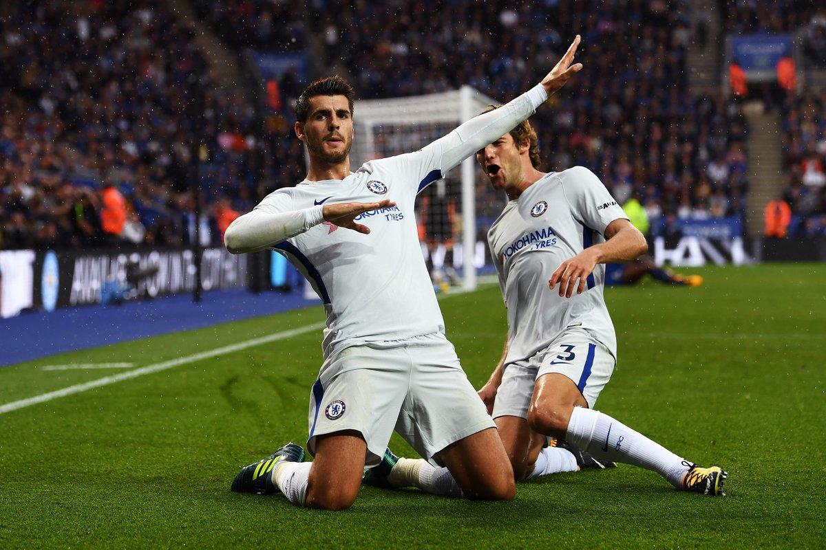 Chelsea's Morata condemns fans' anti-Semitic song