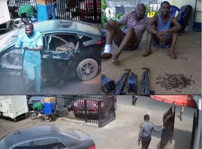 Owerri armed robbery : IGP Idris honours two slain officers in Lagos