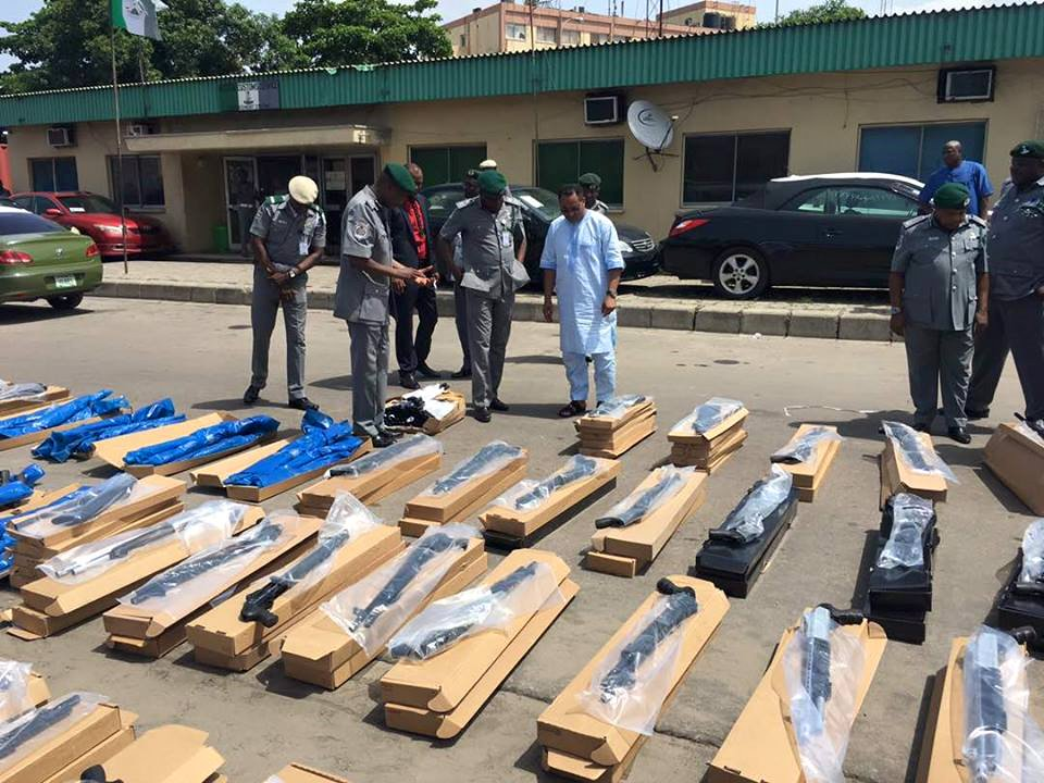 Two suspects on trial for illegal arms importation change plea to guilty