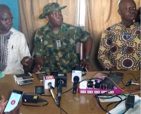 Army apologises for invasion of Abia NUJ secretariat
