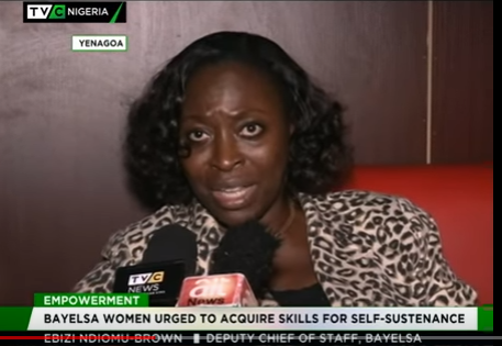 Bayelsa Women urged to acquire skills for self-sustenance