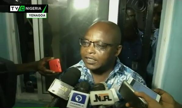 Bayelsa Police nab fleeing man over wife's death