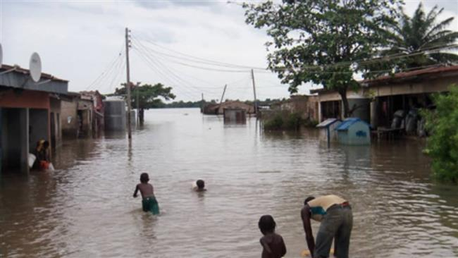 Benue flood : One killed, thousands displaced