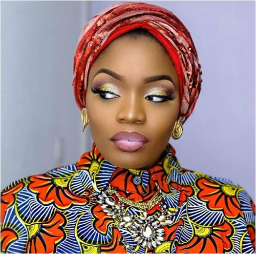 Ex-BBNaija contestant, Bisola, joins Buhari 72nd UNGA