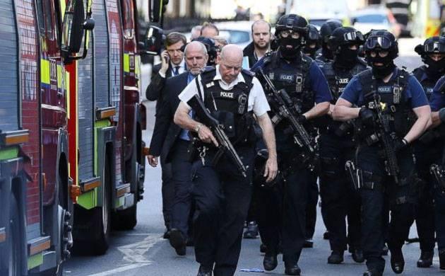 British Police arrests third suspect in London subway attack