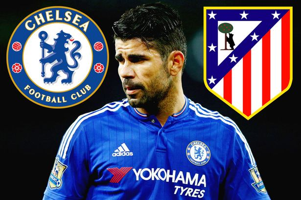 Costa says no Conte animosity as he rejoins Atletico Madrid