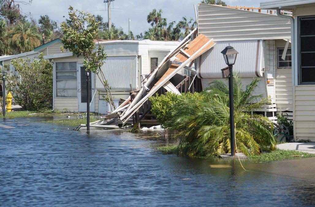 Key Largo residents return home after Irma devastation