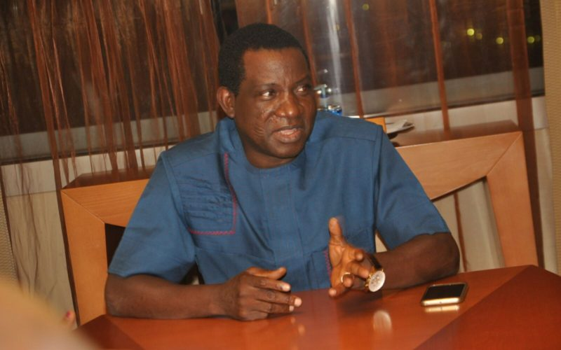 Plateau Governor Lalong relaxes curfew imposed in Jos