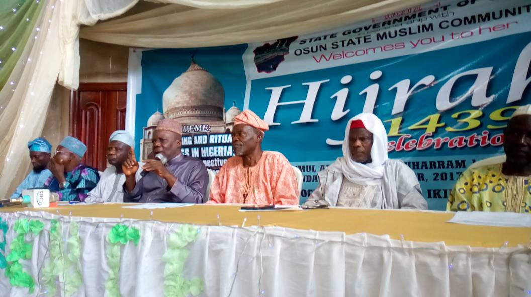Hijrah 1439 : Scholars call for action against ritual killings