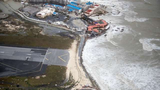 Hurricane Irma : At least nine dead on St. Martin Island