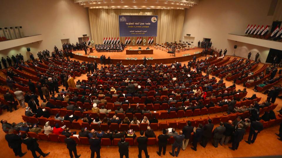 Iraq referendum : Parliament votes to reject poll on Kurdish independence